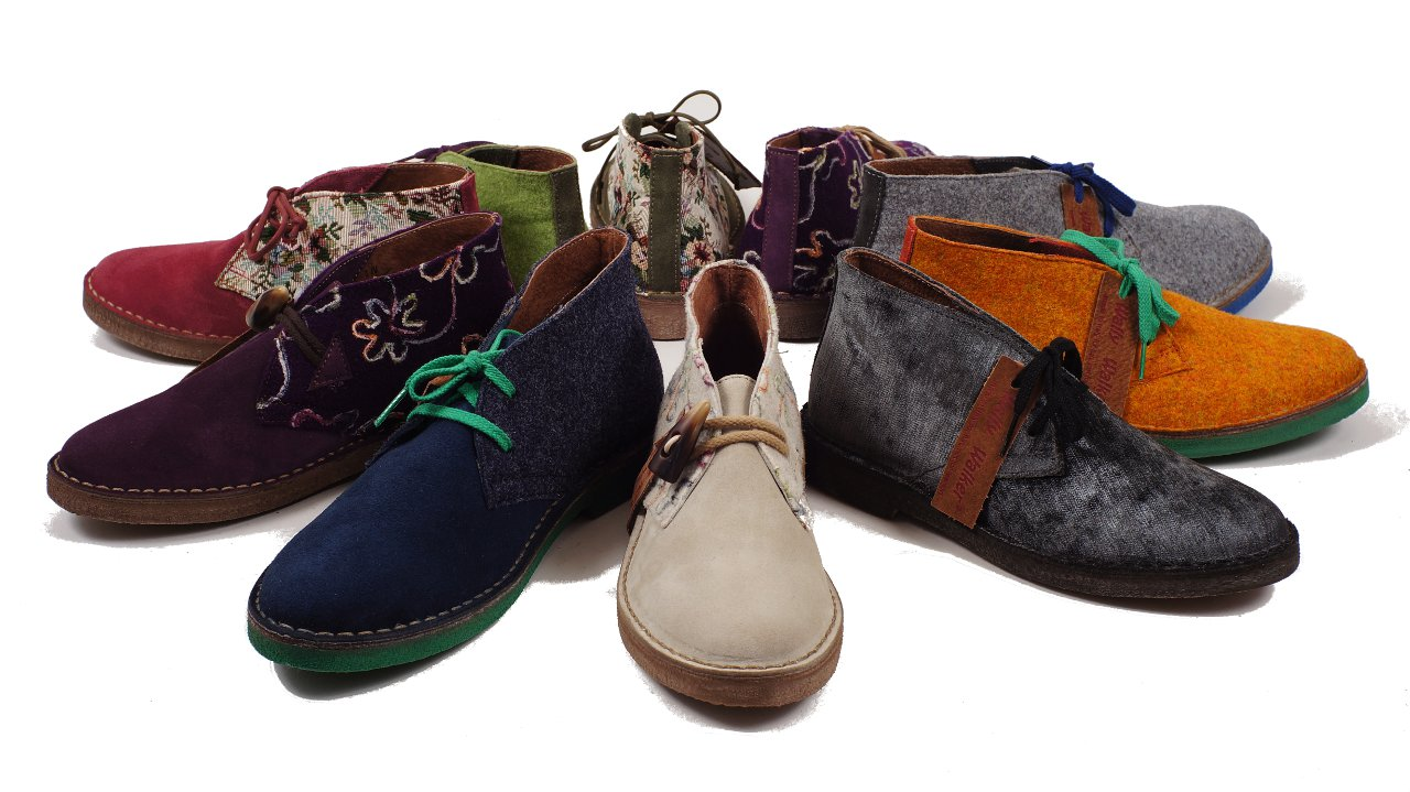 collezione chukka wally walker autunno inverno 2014 - 2015 0847afc2aa6