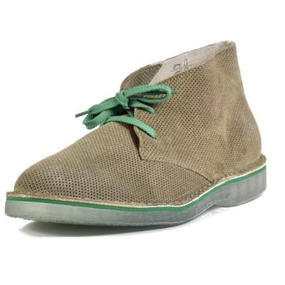 desert boot chukka air oliva