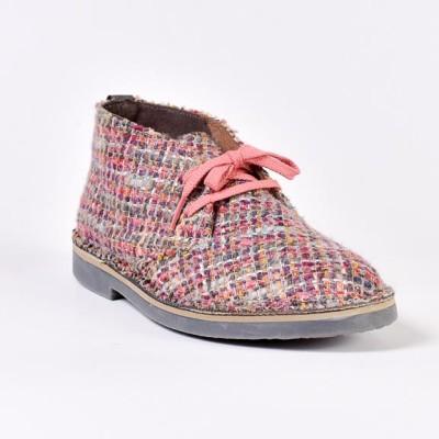 chukka wool multi